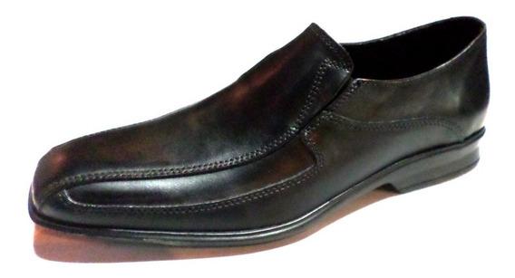 Zapato Punta Fina Sin Cordon Suela Febo (2500)