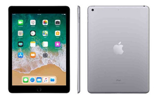 Apple iPad 2018 Modelo A1893 Space Grey Impecable