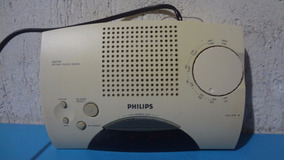 Radio Relógio Philips Aj 3150 - Am / Fm / Despertador!!