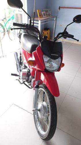 Imagem 1 de 6 de Honda  Pop 110