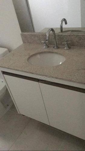 Imagem 1 de 22 de Apartamento Com 2 Dormitórios Para Alugar, 67 M² Por R$ 1.850,00/mês - Centro - Santo André/sp - Ap10729