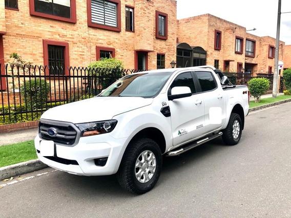 Ford Ranger Xl 4x4 Diesel Modelo 2020 0 Kms