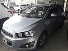 Chevrolet Sonic 5p Lt 2014