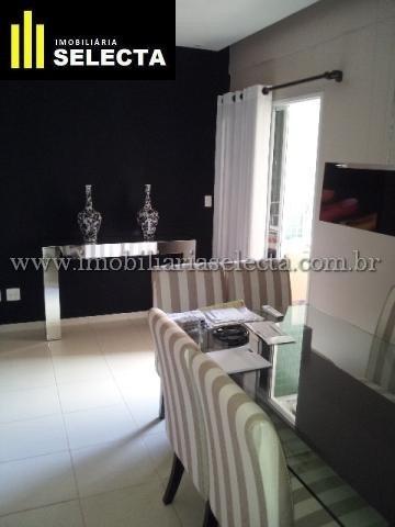 Apartamento 2 Quarto(s) Para Venda Semi-mobiliado Proximo Ao Walmart , Plaza Shopping Em São José Do Rio Preto - Sp - Apa2353