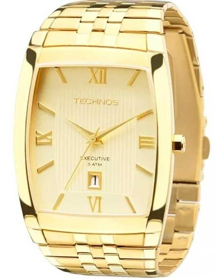 Relógio Technos Masculino Classic Executive 1n12mp/4x - Nfe