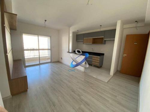 Imagem 1 de 22 de Apartamento Com 2 Dormitórios À Venda, 65 M² Por R$ 395.000 - Palmeiras De São José - São José Dos Campos/sp - Ap2772