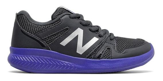 Tênis New Balance Yk570pa 570 Preto Infantil
