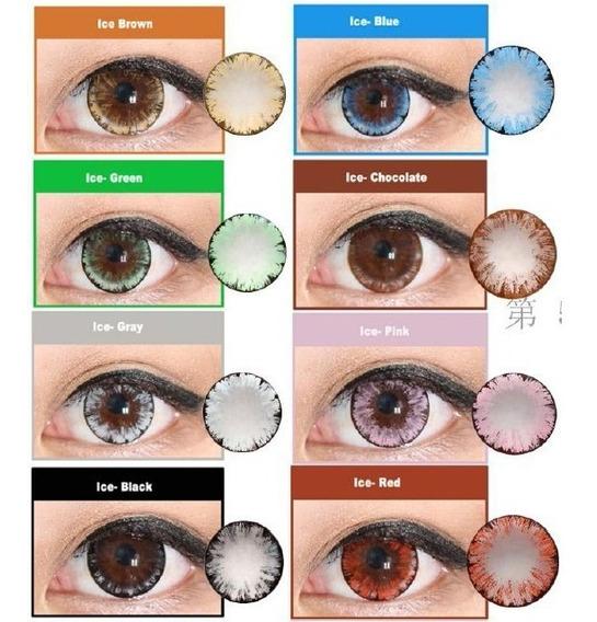 Lentes De Contacto Circle Lens Coreanos
