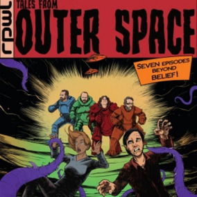 Rpwl-tales From Outer Space(lançamento/rock Progressivo)