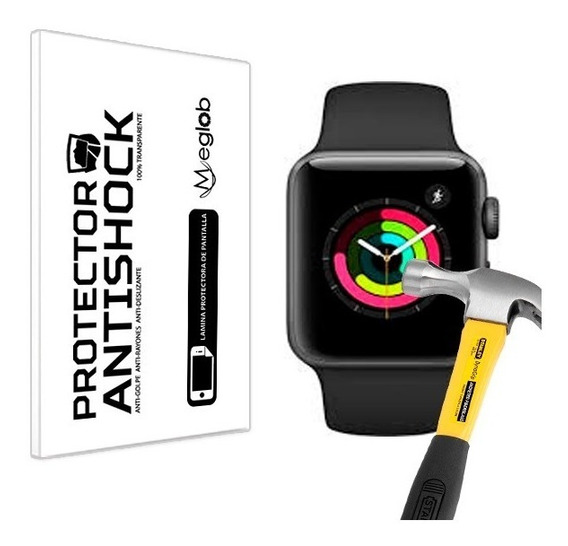 Protector Pantalla Antishock Apple Watch Series 3 42mm