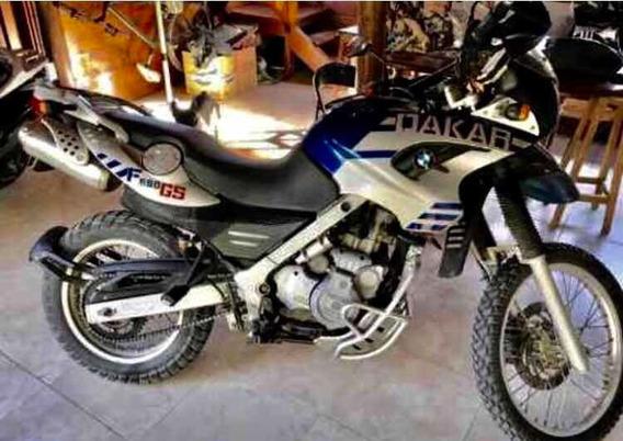 Bmw Dakar Gs 650