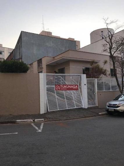Casa Comercial , 135 M² Por R$ 6.000/mês - Centro - Guarulhos/sp - Ca0569