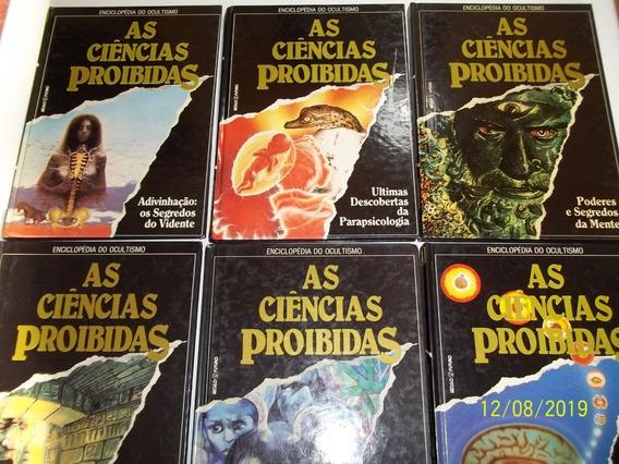As Ciências Proibidas 7 Livros ...