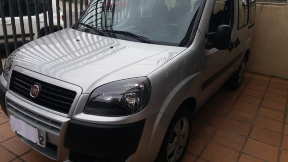 Fiat Doblo 7 Lugares 1.8 2019 Top Zerada