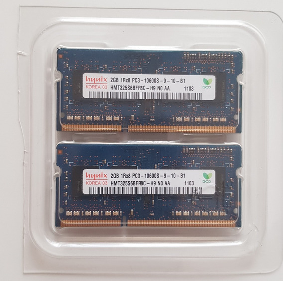 Memoria 2gb Apple Mac Originales Perfecto Estado (pack X 2)