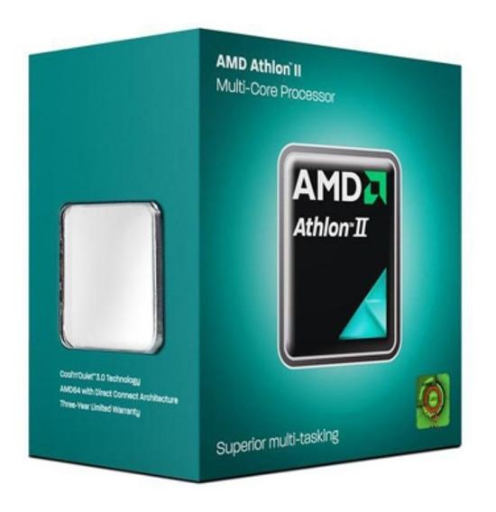 Processador Amd Li X2 250 - Dual Core 3.0
