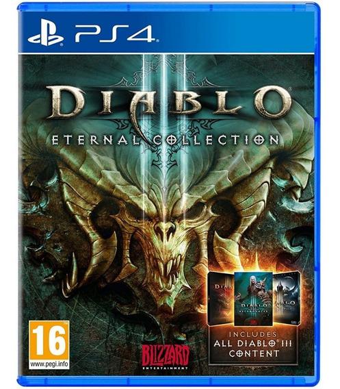 Diablo 3 Eternal Collection Ps4 Midia Fisica