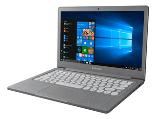 Notebook Samsung Intel N4000 4gb Ram 64gb Ssd 13.3 Charcoal