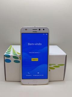 Motorola Moto Z2 Play 64gb Ouro   Seminovo