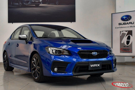Subaru Wrx 2.0 Cvt 4x4