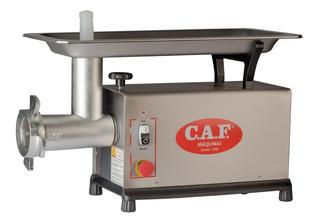 Moedor/ Picador De Carne Industrial C/ Nr12 Boca 22 Inox Caf