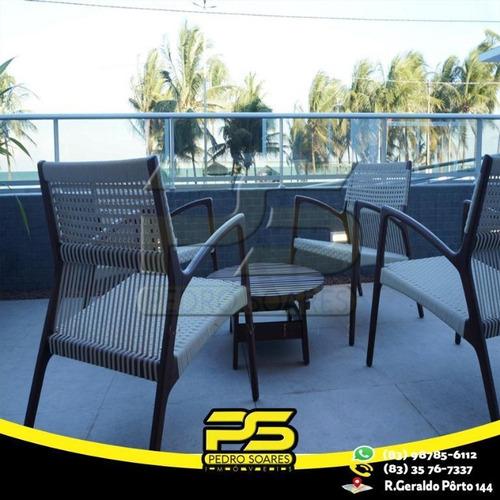 Apartamento Com 2 Dormitórios Sendo 1 Suite  À Venda, 73 M² Por R$ 570.000 - Ap2381