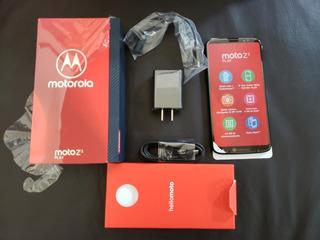 Moto Z3 Play Nuevo 64gb Libres Para Cualquier Compañia