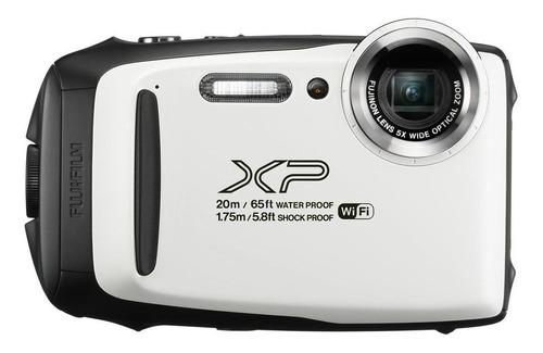 Fujifilm FinePix XP130 compacta color  white