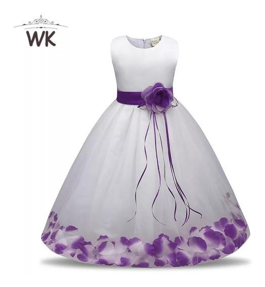 Vestidos Niña Talla 4 Hasta 14