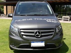 Camioneta Vito Tourer Automatica Mercedes Benz 0km Rocio