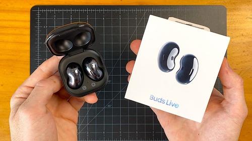 Imagen 1 de 5 de Samsung Buds Live Audífonos Originales Con  Garantia