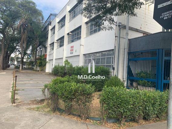 Galpão, 1724 M² - Venda Por R$ 11.500.000,00 Ou Aluguel Por R$ 50.000,00/mês - Jardim Aeroporto - São Paulo/sp - Ga0199