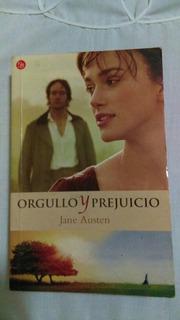 Orgullo Y Prejuicio. Autor: Jane Austen. Libro De Romance
