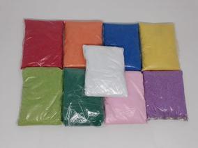Areia Colorida Para Artesanato Lembrancinhas 4 Unidades