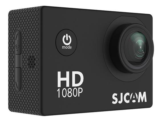 Mini Câmera Sjcam Original Sj4000 Full Hd 1080 Moto Promoção