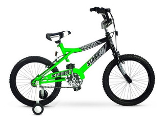 Bicicleta Stark R16 6064 Team Junior Mtb Hombre Bicolor