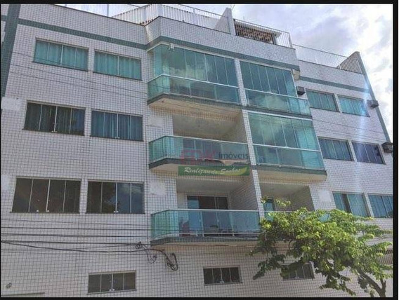 Apartamento Com 2 Dormitórios À Venda, 95 M² Por R$ 350.000,00 - Jardim Amália - Volta Redonda/rj - Ap4515