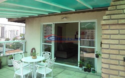 Venda Cobertura Duplex - Jd. Bela Vista - Santo André - Gl38492