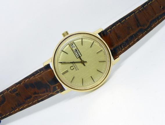 Reloj Omega Automático Calibre 1022 Day/date Con Cambio Rápi