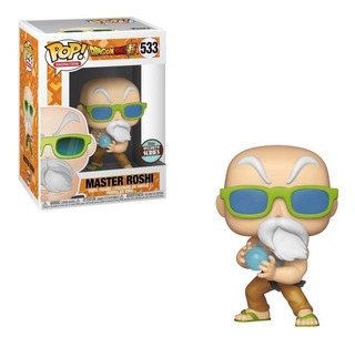 Funko Pop Dragon Ball Super - Master Roshi #533 - Nuevo
