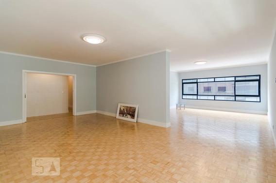 Apartamento Para Aluguel - Consolação, 4 Quartos, 220 - 892985626