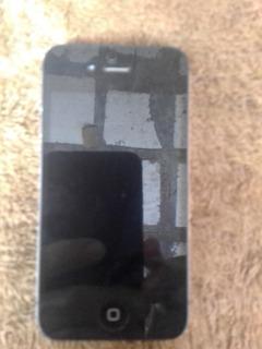 iPhone 4s Color Negro En Exelente Nuevo