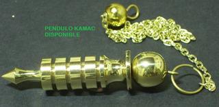 Pendulos Para Radiestesia Guaqueria Feng Shui Metales Envio!
