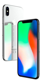 Apple iPhone X A1901 64gb Tela Oled 5.8 12mp/7mp Ios Prata