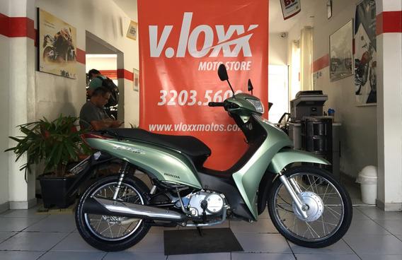 Honda Biz 125 Es Verde 2011