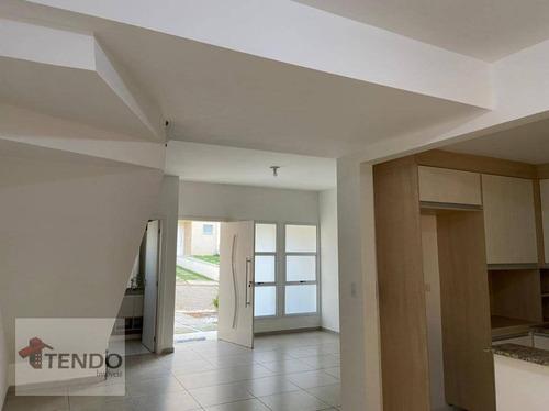 Imagem 1 de 17 de Sobrado Com 3 Dormitórios À Venda, 153 M² Por R$ 480.000,00 - Meu Cantinho - Suzano/sp - So0563