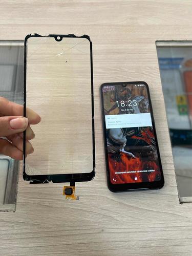 Imagem 1 de 1 de Troca De Vidro Samsung A20