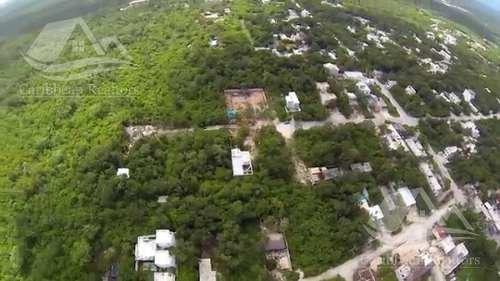 Terreno En Venta En Tulum/riviera Maya/la Veleta