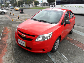 Chevrolet Sail Ls Sedan 1.400 A/a 2a/bag Abs