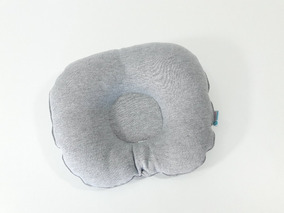 Travesseiro Para Cabeça Chata De Bebês Moletom